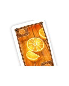 Karten Waren - Orangen
