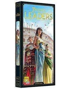 7 Wonders - Erweiterung Leaders (DEU) - neue Version