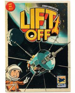 Lift off (DEU) - mit Original Unterschrift des Autors