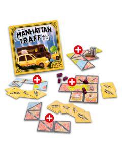 Manhattan TraffIQ XL (DEU/ENG) mit allen Erweiterungen