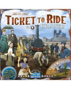 Ticket to Ride: France (GER)