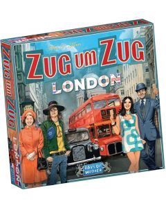 Ticket to Ride: London (GER/ENG/FRA)
