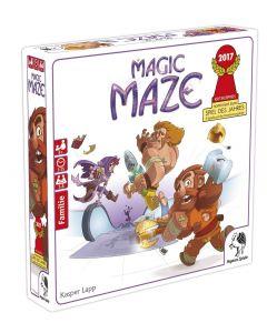 Magic Maze (DEU)