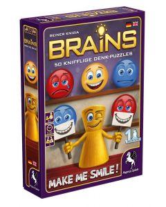 Brains, Make me Smile! (DEU/ENG)