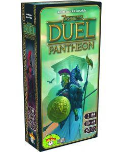7 Wonders Duel Pantheon Erweiterung (DEU)