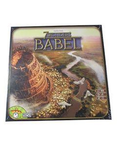 7 Wonders - Erweiterung Babel (DEU)
