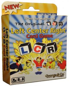 Left Center Right™ Card Game (ENG)