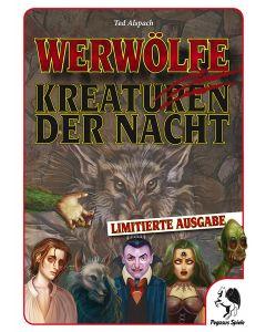 Werwölfe - Kreaturen der Nacht Booster (DEU)