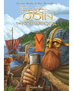 A Feast for Odin: The Norwegians (GER)
