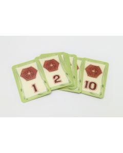 Set Cards 1-10