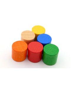 Set Zylinder 12x12 mm