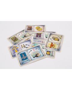 Nation cards