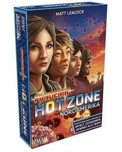 Pandemic: Hot Zone – North America (GER)