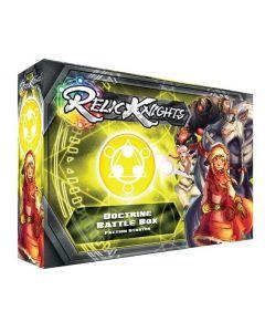 Relic Knights - Doctrine Battle Box