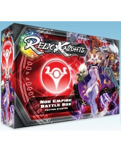 Relic Knights - Noh Empire Battle Box