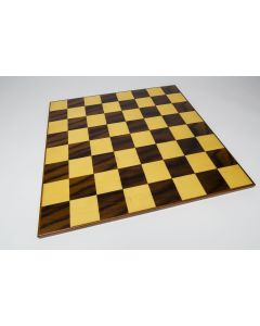 Wooden game board, chess / checkers
