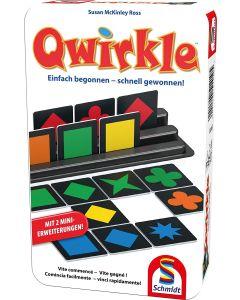 Qwirkle travel edition (GER/FRA/ITA)