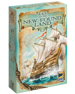 Race to the New Found Land (DEU)