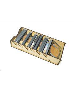 Einsätze für Spielschachteln - Holz - Modul Spielkarten