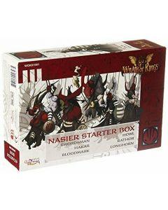 Wrath of Kings House Nasier Starter Box + KS Addon