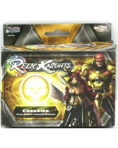 Relic Knights - Corsairs - Star Nebula Corsairs