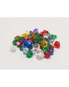 Set Kristallsteine / Edelsteine (51 gr.) - ca. 100 Stück