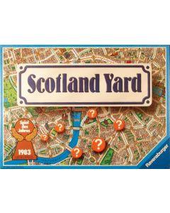 Scotland Yard (DEU/ENG/FRA/ITA/NL) - gebraucht