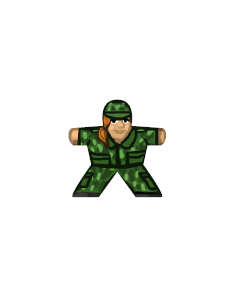 female Soldier 1