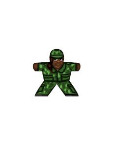 female Soldier 2