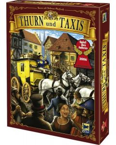 Thurn und Taxis (GER) - used, condition A