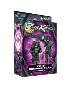 Relic Knights - PC-9 Breaker Team - Black Diamond Minion