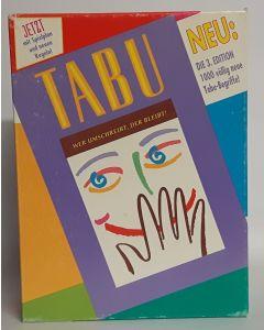 Tabu (GER) - used