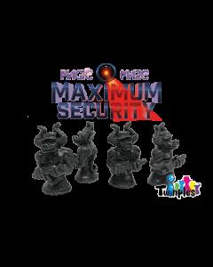 Twinples Magic Maze Maximum Security