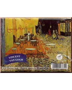 Spielkarten Van Gogh - Café at Night