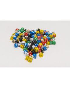 Set Miniature dice
