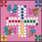 Spieleteppich Pöppel-nicht-rum (4er Version)