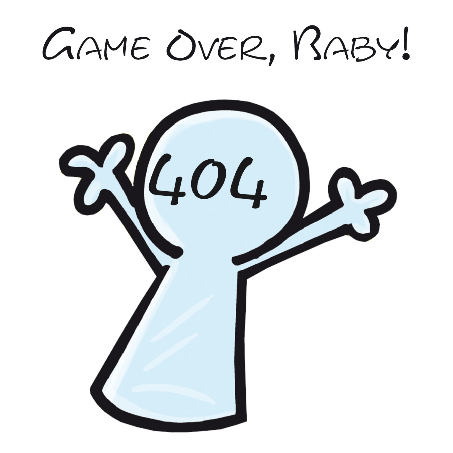 404 - Game Over